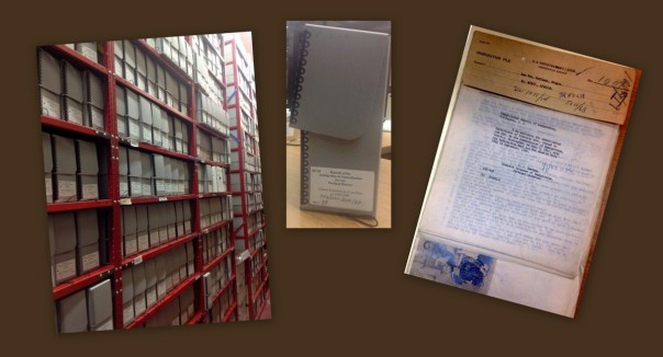 Chinese Exclusion Act Case Files