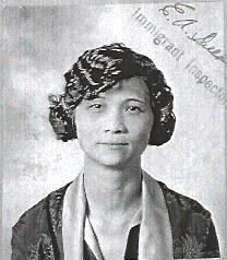 photo of Mrs. Lum Sue (Wong Fong How)
