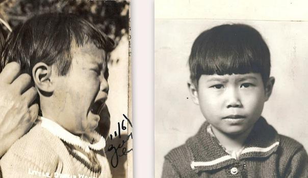 Little Dancie Wong 1932 & 1937