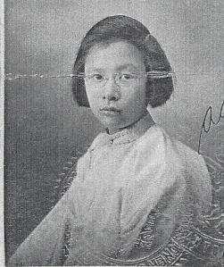 """Photos of Chan Ying Tak,"" 1923 & 1933, Chinese Exclusion Act case files, RG 85, National Archives-Seattle, Chan Ying Tak file, Seattle, Box 854, Case 7031/503."