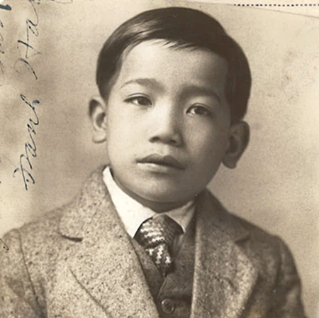 Thomas Chin photo 1927