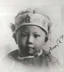 Yee Ho Lee baby photo