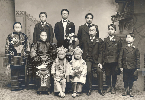 Law Lai family photo