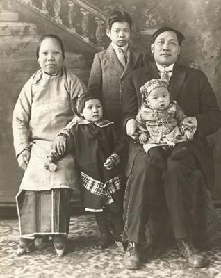 Seid Juck Family Portrait