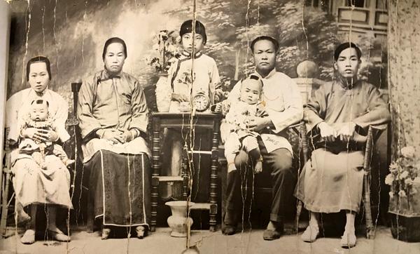 Photo Jeong Kew Family