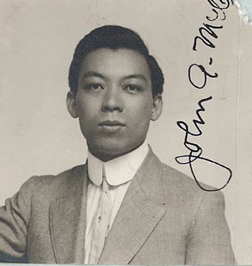 Photo of Gee G. Baine