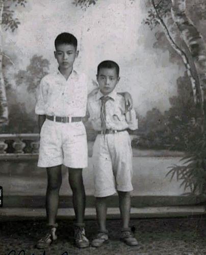 Lim Don Hing 2 boys