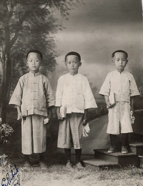 im Don Hing photo 3 boys
