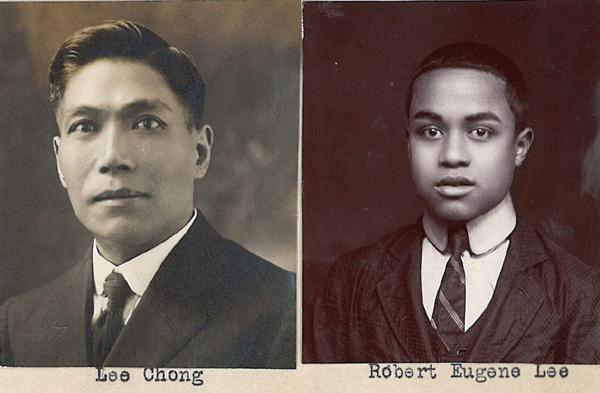 Lee Robert Eugene 1916 Aff