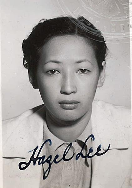 Hazel Ying Lee – Portland Female Aviator