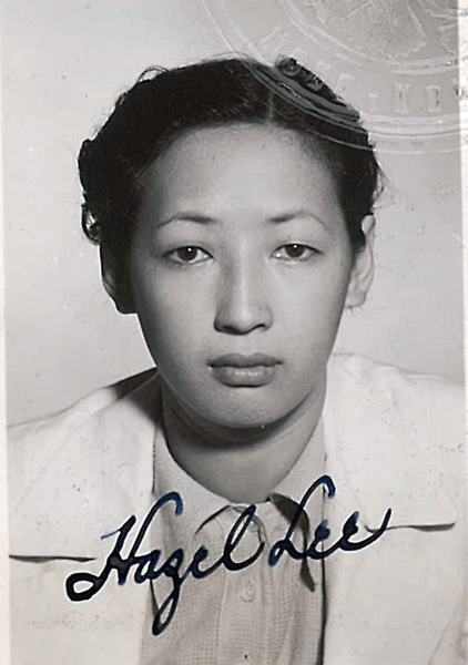 Hazel Ying Lee – Portland Female Aviator