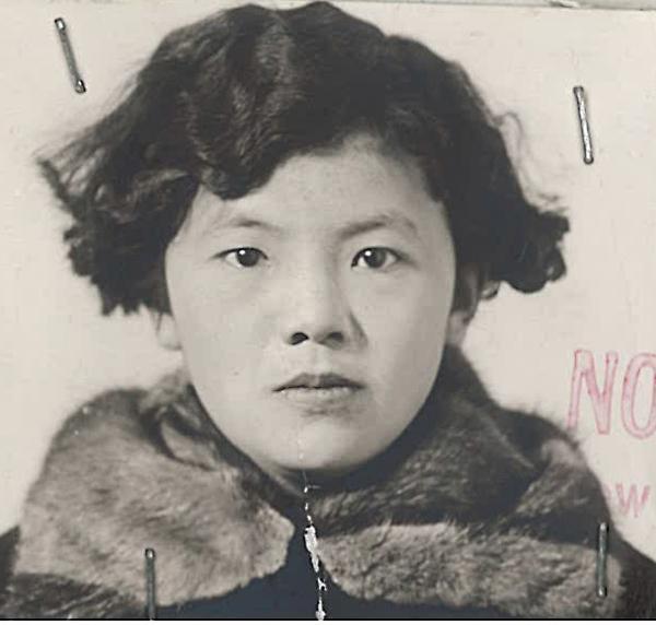 May Sophie Lee 1924