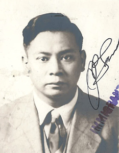 Choa Domingo Rufino