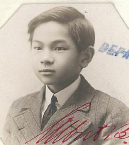 Benjamin James photo 1911