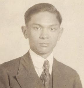 Benjamin James photo 1923