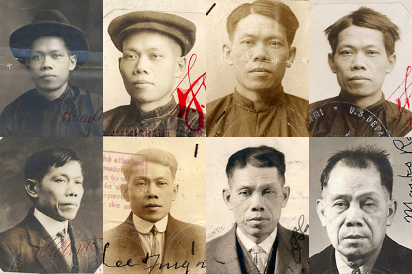Ng lee Fung photos 1907 to 1939