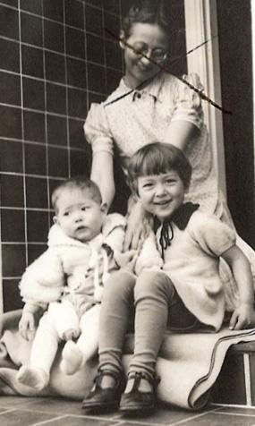 Chi Emily Sylvia Vernon 1941