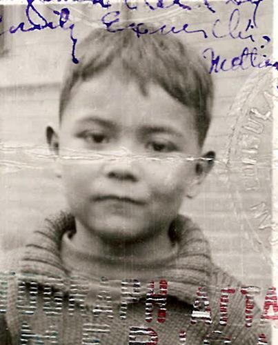 Chi Benjamin 1941 photo
