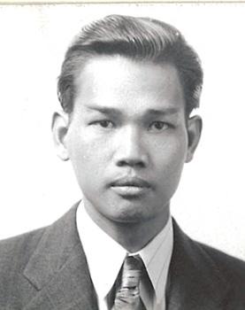 Chun Kim Shee M143 1940