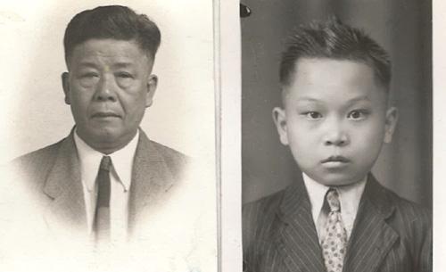 Ng Toy Sun and Ng Ah Pang