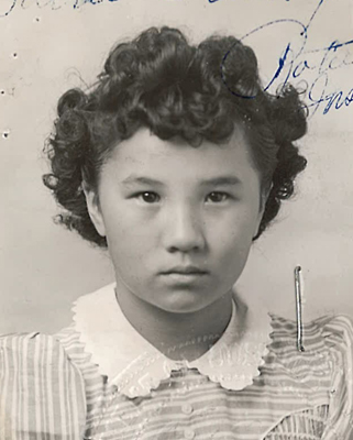 Photo Yuen Too Patricia 1943